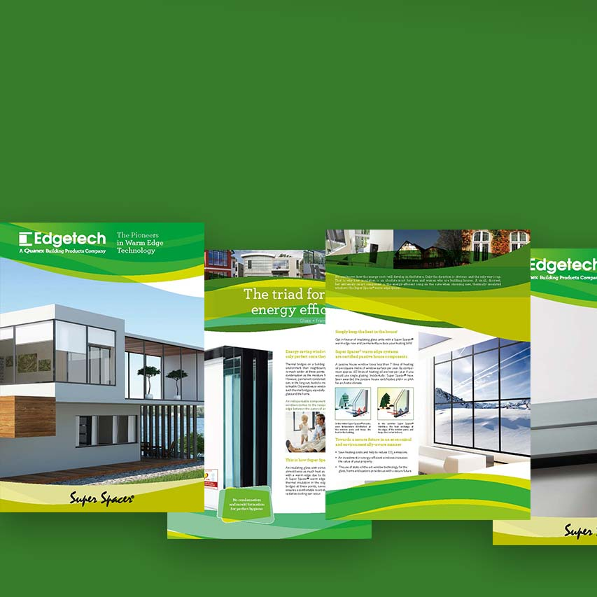 English home for Quanex building products